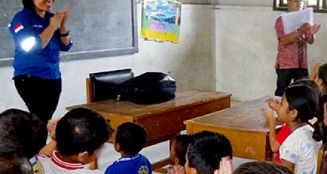 <p>Continuation of English course for Primary & Elementary School students conducted at SIL and NIL, applied to the elementary school and junior high school.</p>