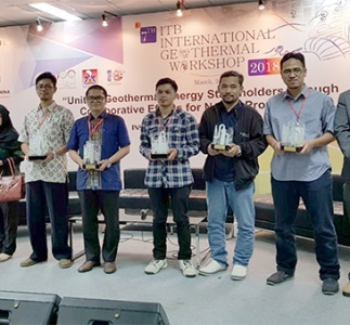 IIGW (ITB International Geothermal Workshop2018